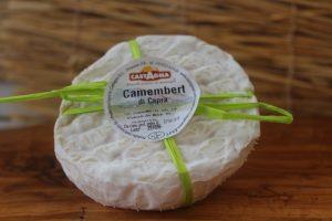 625040 Camembert di Capra Castagna